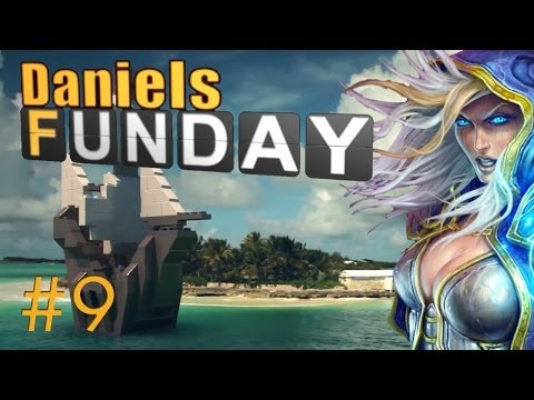 Lego: Build With Chrome & Hearthstone - Daniels Funday #9