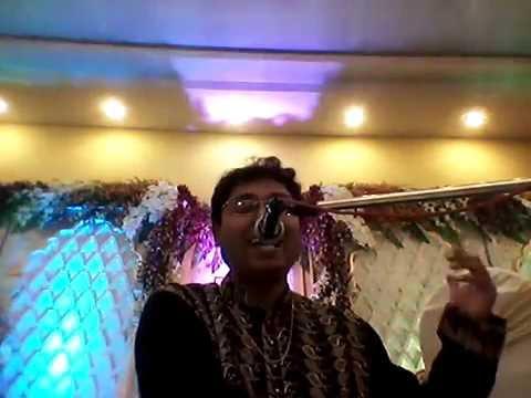 GAWAH HAIN CHAND TAARE GAWAH HAIN LIVE by Pratip Banerjee