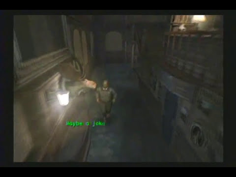Resident Evil Outbreak File#1- Playstation 2-Parte 22