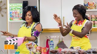 McBrown's Kitchen with Martha Ankomah | SE03 EP10