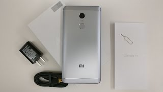 Xiaomi Redmi Note 4X Unboxing