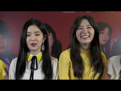 MTV Ask: Red Velvet answers fan questions