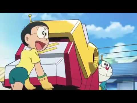 doraemon the movie nobita and the steel troops in Hindi (1080P)