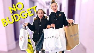 NO BUDGET SHOPPING CHALLENGE