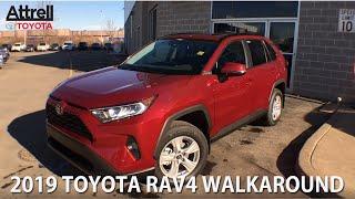 2019 Toyota RAV4 AWD XLE Standard Package Walkaround - Brampton ON - Attrell Toyota