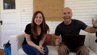 Join Liz and Adam LIVE!
