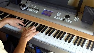 Yu Yu Hakusho - Ghost Fighter - Sad Song - Melodia Triste - Piano - HD