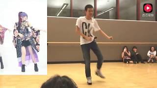 自从看过他跳舞,全校的女生都失恋了!