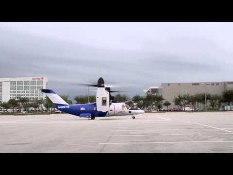 AgustaWestland AW609 at HAI HELI-EXPO 2015