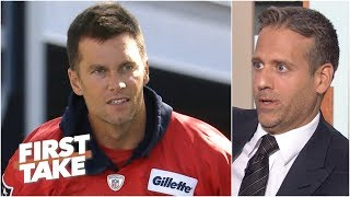 Tom Brady is setting a new trend for quarterbacks - Max Kellerman | First Take