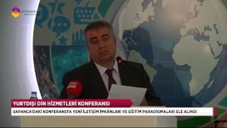 Yurtdışı Din Hizmetleri Konferansı Sona Erdi - TRT DİYANET