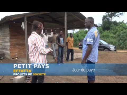 PETIT PAYS DANS UN  CERCUEIL  ,  VATICAN EFFATA