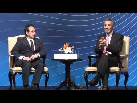 Economic Society of Singapore Annual Dinner 2012 - Q&A