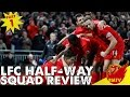 Liverpool Half-Way Season Review | Part 1