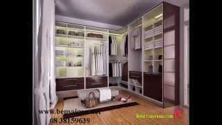 Giá tủ áo chất liệu gỗ MFC chỉ 2.800.000 vnd / m2. 0838159639