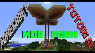 [Minecraft - Tutorial] Mob farm xp e items Senza armi!