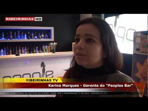 People Bar em Avanca � um novo conceito de divers�o