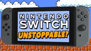 Is The Switch Unstoppable? - The Know Gaming News