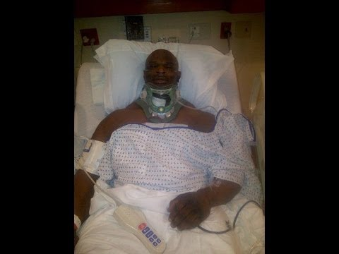 Ronnie Coleman At The Hospital !!! - YouTube