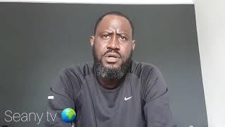 Yaya Vichenzo - Conférence de presse Beaufort Gabon