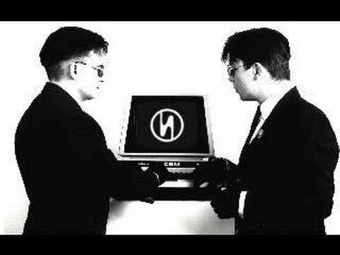 Welle:Erdball - Lass uns ein Computer sein