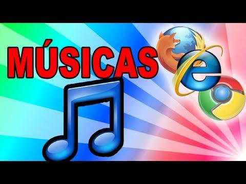Musicas gratuitas para vídeos no youtube
