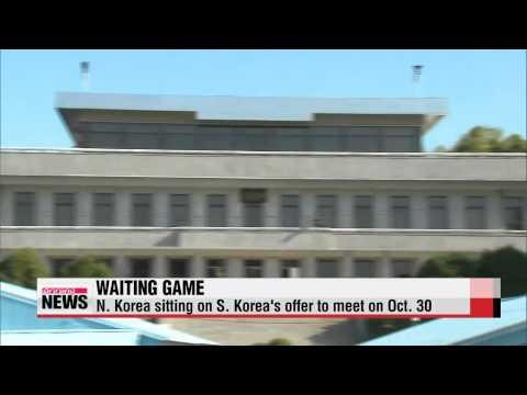 As North Korea protests anti-Pyongyang leaflets, S. Korea calls for talks   30일