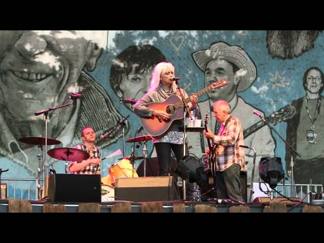 Shores Of White Sand - Emmylou Harris - 2014 Hardly Strictly Bluegrass