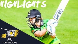 Heather Knight and Deepti Sharma Fire Storm To Title! | FINAL | Kia Super League 2019 - HIGHLIGHTS