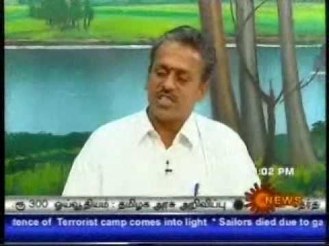 Neruku Ner-N.Sadagopan of Vijaya Bharatham magazine part 01