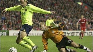 ليفربول 0-1 برشلونة - دوري الابطال 2007