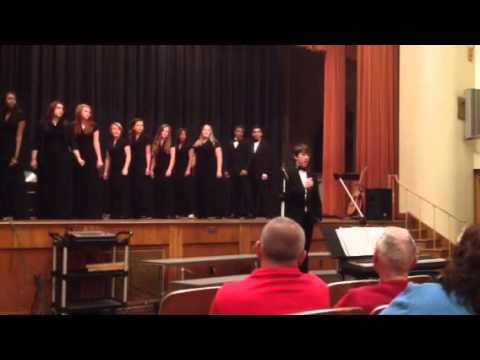 Ellet High School Madrigals fall 2013