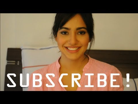Neha Sharma Invites You To Her Youtube Channel! video