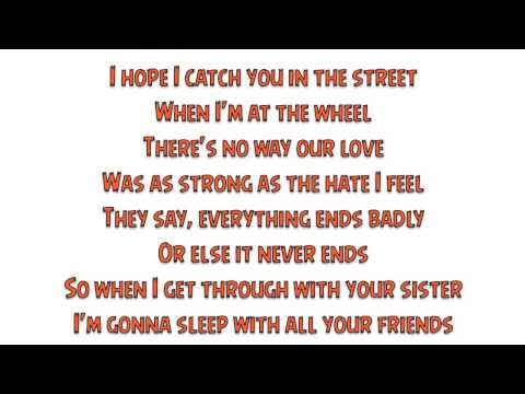 Casey Donahew Band - Go To Hell (Lyrics)
