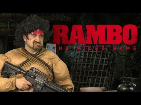 Rambo: The Video Game Angry Review video