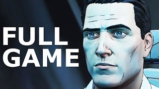BATMAN Telltale Season 1 - Full Game Walkthrough & Ending (No Commentary) (All Cutscenes Game Movie)