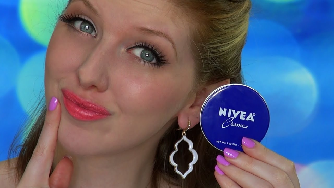 is nivea cream good for your face