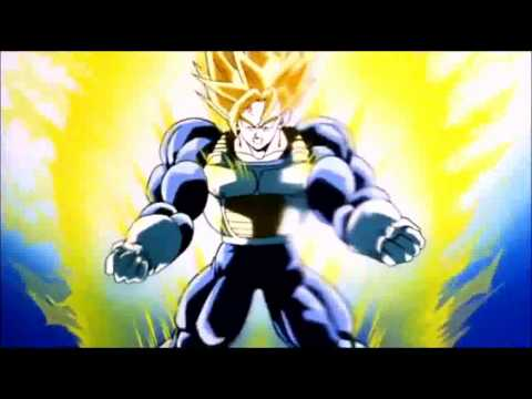 Goku's Super Saiyan Transformations video