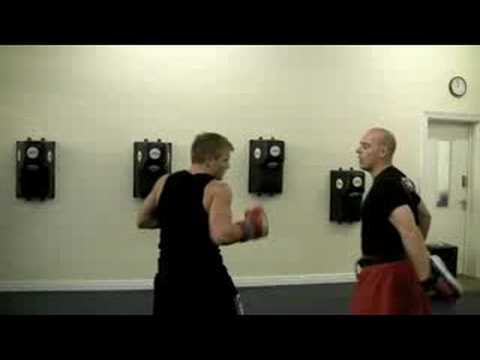 9 Count Boxing Drill Image 1