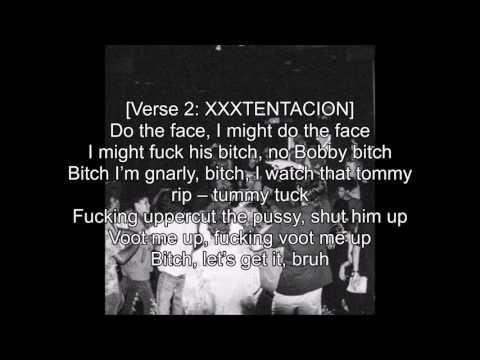 xxxtentacion - ILOVEITWHENTHEYRUN [Lyrics] feat. Yung Bans & Ski Mask