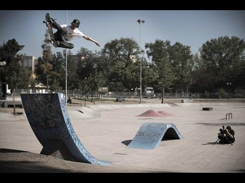 Rey De Reyes Chilean Skate Trip