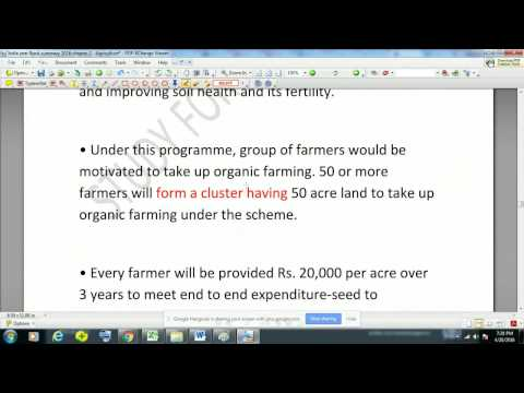 India year Book Summary 2016 :chapter 4 -AGRICULTURE