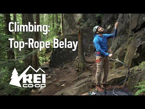Rock Climbing: How to Belay