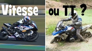 Vitesse VS Tout-Terrain  ► By Lolo Cochet Moto   ► English Subs