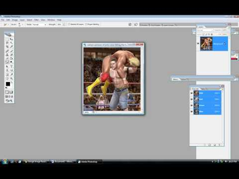 Make SB Nude in Adobe Photoshop