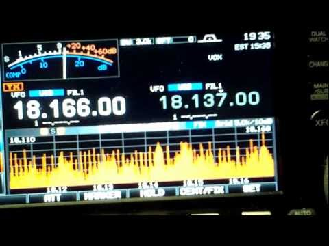 Noise blanker Icom 7600  vs Tentec Eagle