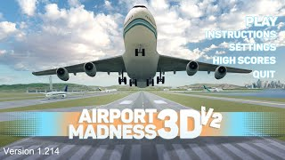 Airport Madness 3D Volume 2 Soundtrack: Chicago O'Hare Airport