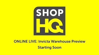 Online Live: Invicta Watches Warehouse 01.23