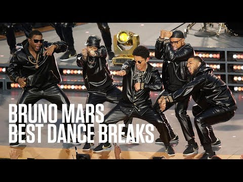 Download Lagu Bruno Mars' Best Dance Breaks