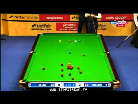 2013.Snooker.European.Tour.Munich.Open-Last32-M.Selby.vs.K.Wilson.English.Audio